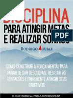 eBook DisciplinaObjetivosSonhos