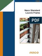 NacoStandardLouvreFrame Brochure