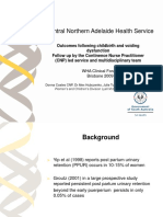 Effect of the Duration of Labor on Postpartum Postvoid Residual Bladder Volume.ppt