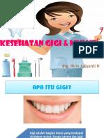 Kesehatan Gigi & Mulut Dokter Kecil