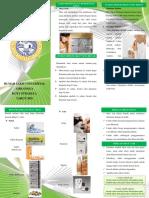 Leaflet Cara Minum Obat Yang Benar