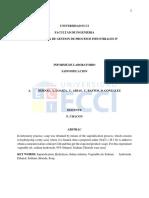 1. Informe de Laboratorio SAPONIFICACION
