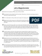 Build a Magnetometer Handout