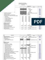 Tabel Lampiran Profil 2015 Pertama 13 Oktober 2015