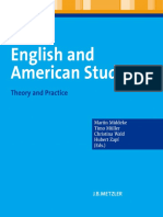 Prof. Dr. Martin Middeke, Dr. Timo Müller, PD Dr. Christina Wald, Prof. Dr. Hubert Zapf (Eds.)-English and American Studies_ Theory and Practice-J.B. Metzler (2012)