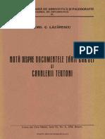 Notă despre documentele Ţării Bârsei şi Cavalerii Teutoni.pdf