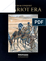 WAC Armies Book Chariot Era V4