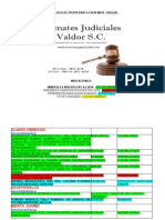 Catalogo de México de Remates Judiciales