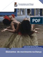 eBook Elementos Do Movimento Na Danca-Licenciatura Em Danca UFBA