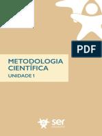 Unidade1 Metodologia Científica