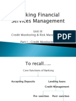 Unit III - Banking credit monitoring.pptx