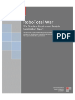 SRS RoboTotalWar