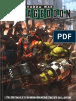 Armageddon 2018 regolamento