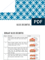 Ulcus decubitus ppt