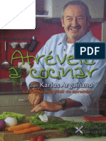 Atrevete a Cocinar - Arguiñano Karlos