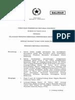 PP Nomor 24 Tahun 2018.pdf