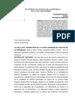 ¿Para Configurar Violencia Familiar La Agresión Debe Ser Habitual o Reiterada Casación 534 2017 Tacna Legis.pe
