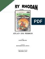 P-090 - Atlan Em Perigo - Kurt Brand