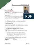 sample cv of civil engineer - Civil Engineer Resume