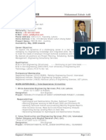 Example application letter for fresh graduate civil engineer sample cv of civil engineer yelopaper Images