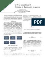 Proyecto Electrónica II UCR