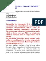 TIPOS DE FALLAS EN COMPUTADORAS.docx