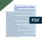 Irale eskaera - Petición del Parlamento Vasco sobre Irale - Profesorado de Religión de Euskadi