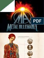 Metal Allegiance Digital Booklet