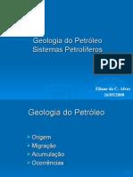 Sistema Petrolífero