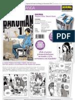 Norma Salón del manga de Barcelona
