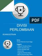 Grand Design Perlombaan FIX 100%