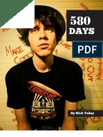 580 Days eBook