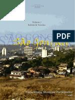 Plano Diretor São Gonçalo_Volume I_Relatório Técnico