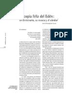 Nordenflycht Concha J. d. (2006). La Copia Feliz Del Eden Un Centenario Su Museo y El Condor. (1)