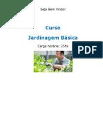 Curso básico Jardinagem