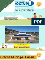 Projeto de Arquitetura II