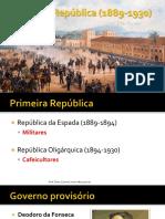 Brasil Republica 1889-1930