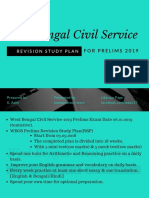 Revision Study Plan(RSP) with Test Series for WBCS Prelims 2019.pdf