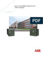 ABB Padmount Switchgear Brochure Rev B