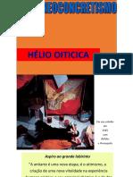 Helio Oiticica pós-noeconcretismo