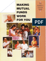 Making Mutual Fund Work for You