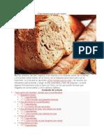 Cómo Hornear Pan en Casa