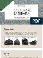 Desulfurisasi batubara.pptx