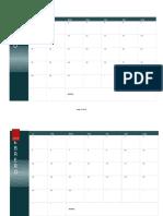 Calendario SONITAL 2018