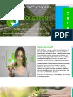 Portafolio de Ecolgreen 2018