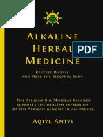Aniys - Alkaline Herbal Medicine