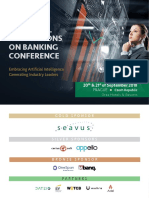 18.Sep.21 - Prague · 3rd Annual Innovations in Banking (Agenda)