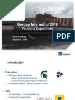 zach bowling internship overview 2018-2