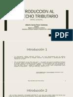 Introduccion Al Derecho Tributario
