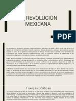 La Revolución Mexicana [Autoguardado]